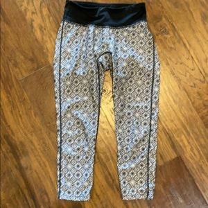 Anthropologie Crop leggings